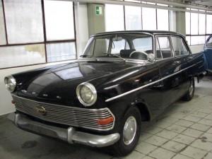 1963 Opel Olympia