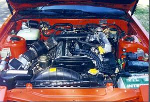 Supra engine