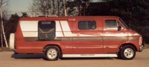 1983 Dodge VanMasters