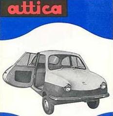 Attica, Greek